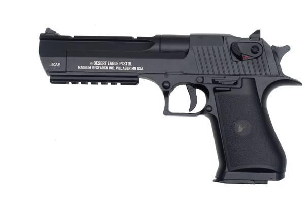 Bilde av Desert Eagle .50 Elektrisk Airsoft Pistol med