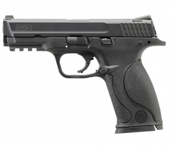 Bilde av S&W - M&P 9 Gassdrevet Airsoft Pistol - Svart