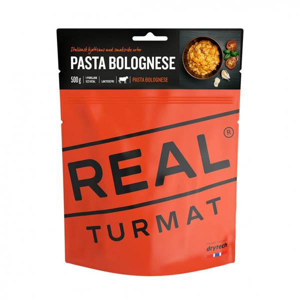 Bilde av Real Turmat - Pasta Bolognese