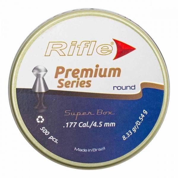 Bilde av Rifle - Premium Round Pellets SB 4.5mm - 500stk