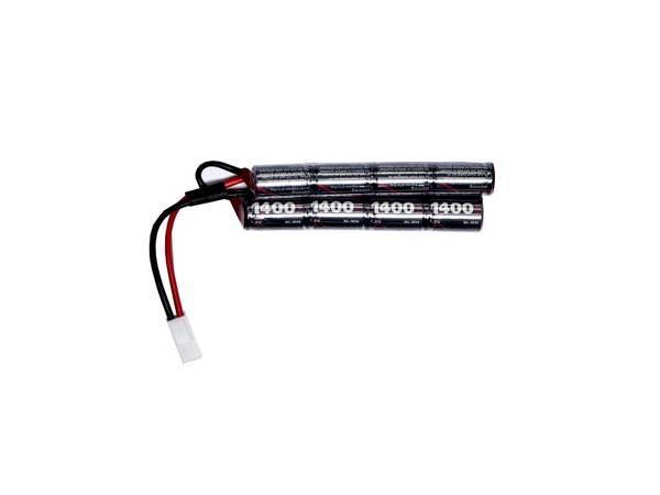 Bilde av Batteri - 9.6V 1400mAh Cranestock - Liten Plugg -