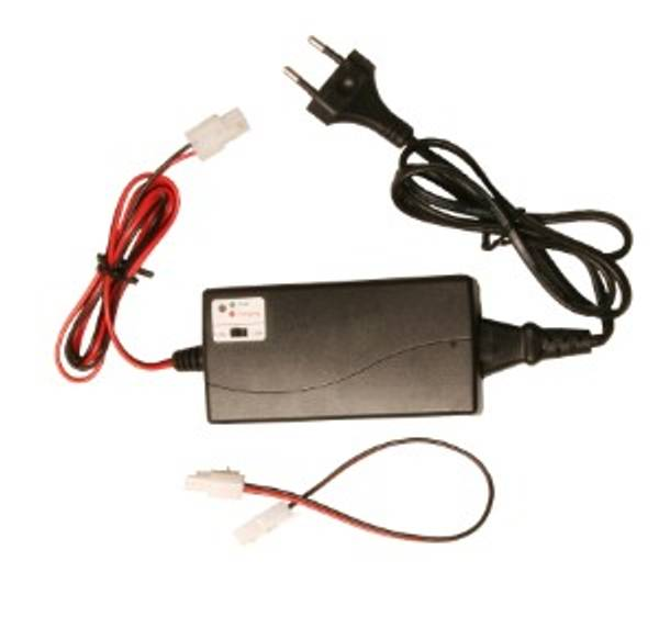 Bilde av Batterilader 4-10 celler 900-1800mah med