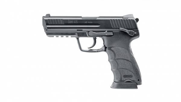 Bilde av H&K HK45 - Gass softgun med Blowback