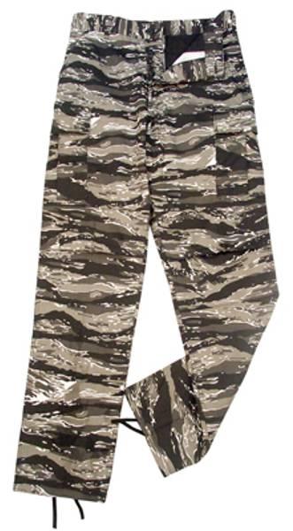 Bilde av Urban Stripe Camo Bukse