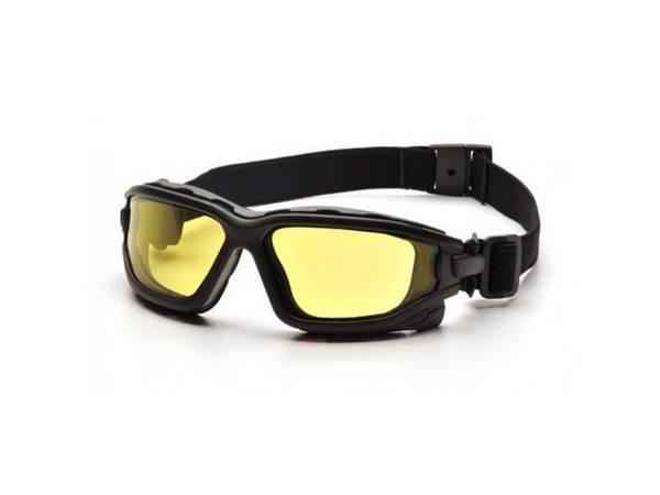 Bilde av  Taktiske Briller Yellow - Dobbelt Glass