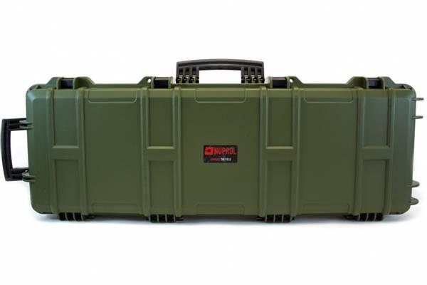 Bilde av Nuprol - Large Hard Case med Hjul (PnP) - Grønn