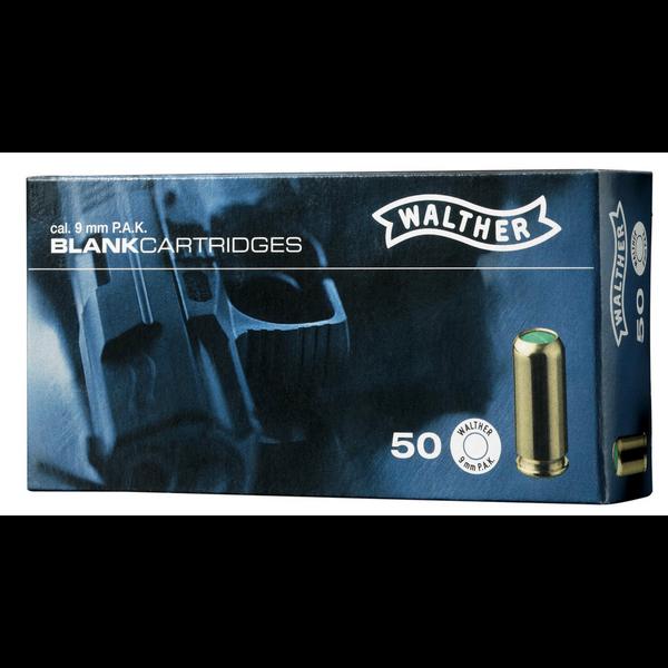 Bilde av 2 x 50stk 9mm PAK - Walther