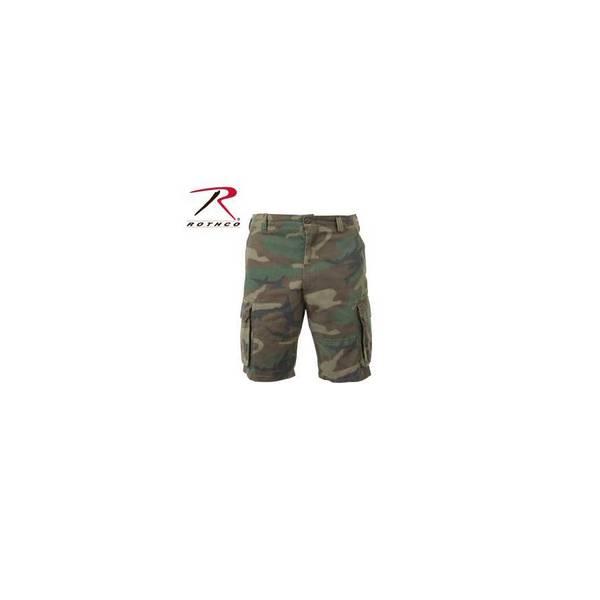 Bilde av Vintage Paratrooper Shorts - Camo