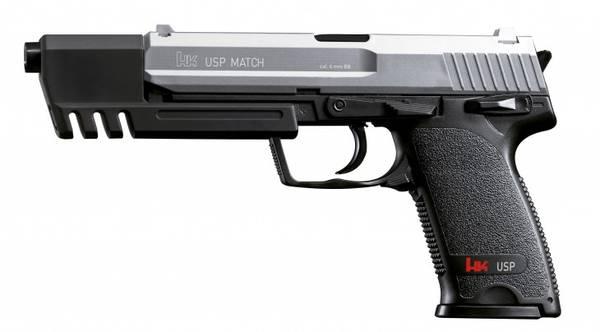 Bilde av H&K USP Match Springer
