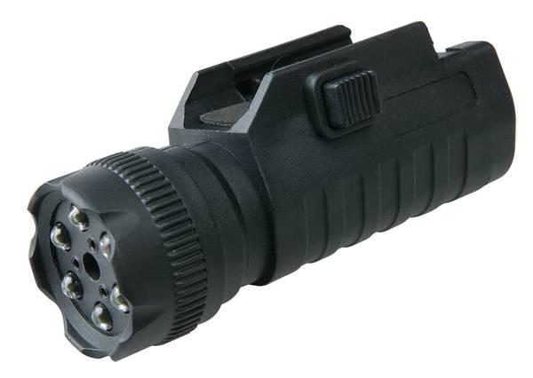 Bilde av Tactical LED Lykt og Laser