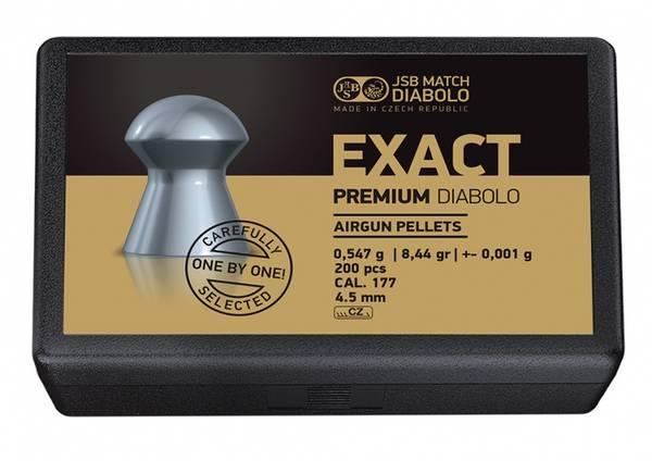 Bilde av JSB Exact Premium - 4.52mm