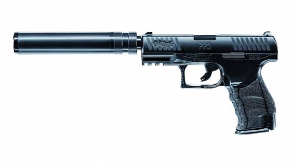 Bilde av Walther PPQ Navy Kit Springer Softgun
