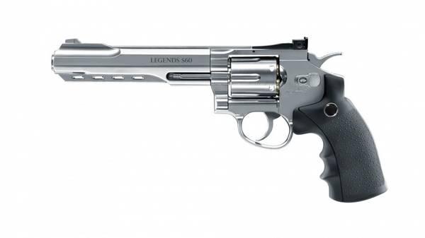 Bilde av Umarex - Legends S60 Silver - 4.5mm Pellets