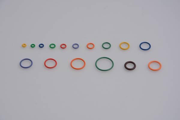 Bilde av O-ring Buna - Fargede #007 UR90