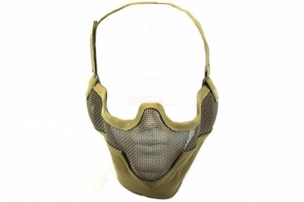 Bilde av Nuprol Mesh Maske med Gitter V2 - Tan