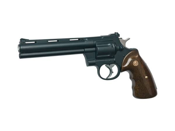 Bilde av Zastava 357 Sort Softgun Revolver