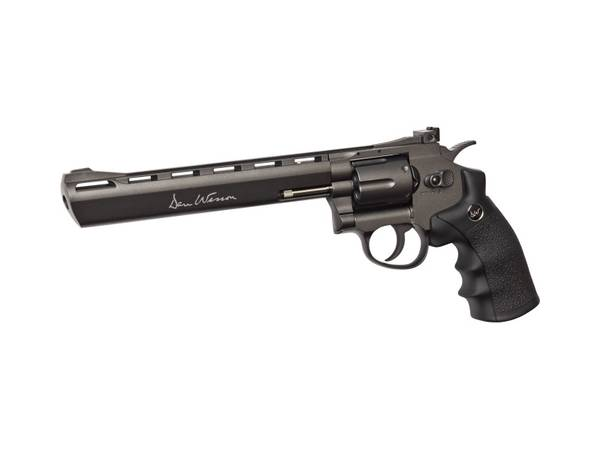 Bilde av Dan Wesson 8 Co2 Softgun Revolver - Sort