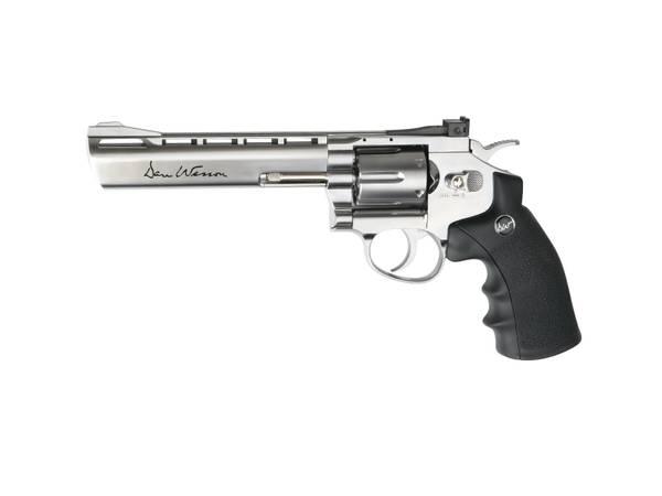 Bilde av Dan Wesson 6 Co2 Revolver Silver