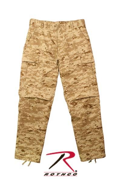 Bilde av US Army BDU Bukse Desert Digital