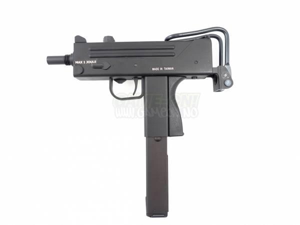 Bilde av ASG Ingram M11 - Semi- og fullauto Gass Softgun