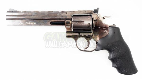 Bilde av Dan Wesson 715 Revolver - Steel Grey - 6mm