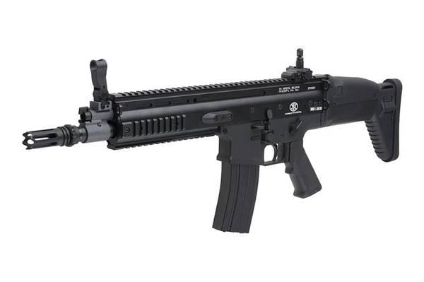 Bilde av FN SCAR - Elektrisk Softgunrifle - Svart