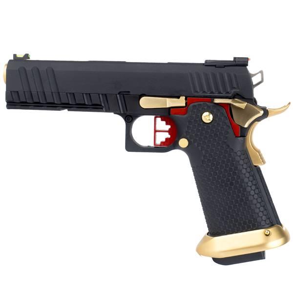 Bilde av AW Custom - HX2002 Gassdrevet Softgun med