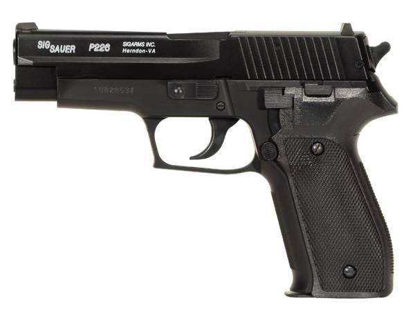 Bilde av Swiss Arms SP2022/P226 HPA - Fjærdrevet