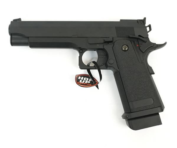 Bilde av CYMA - Hi-Capa 5.1 Elektrisk Softgunpistol - ENB