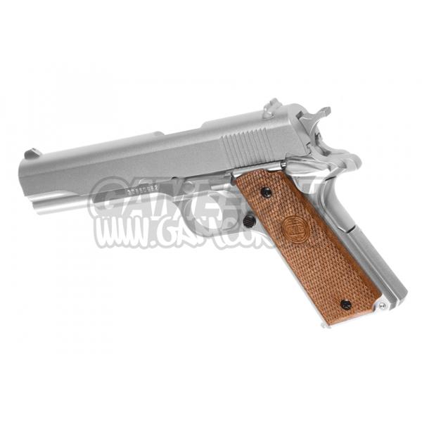 Bilde av KWC - M1911 Silver Springer Pistol