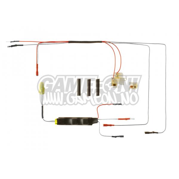 Bilde av Union Fire - Mosfet Switch Kit Front Wiring V2