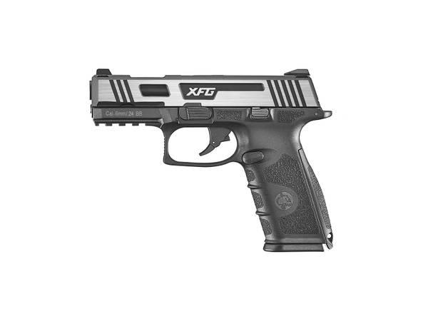 Bilde av ICS - XFG Hairline Gass Pistol med Blowback
