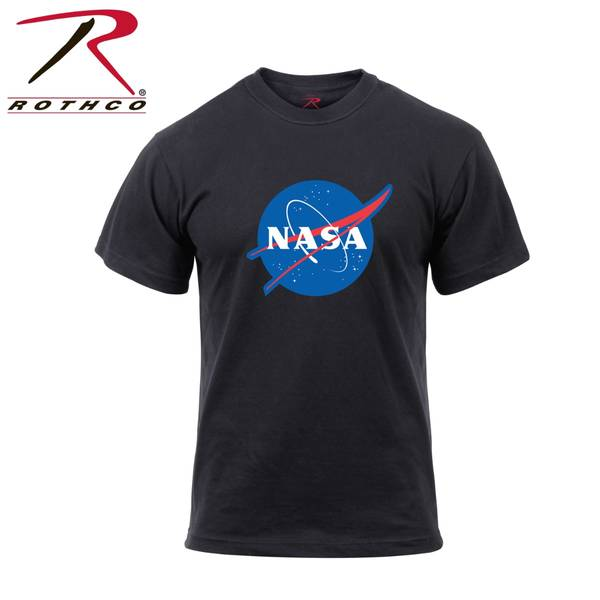 Bilde av NASA Logo - T-Skjorte