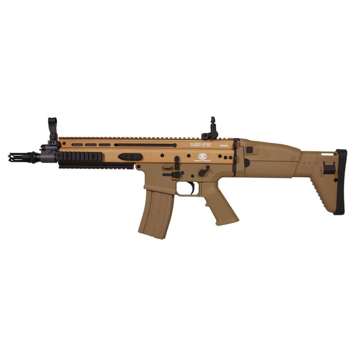 FN SCAR AEG Proline - TAN