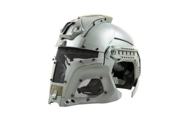 Bilde av Ultimate Tactical - Warrior Hjelm - Grå