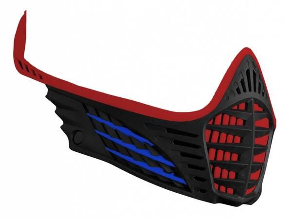 Bilde av VIO Facemask - Red/Blue/Black