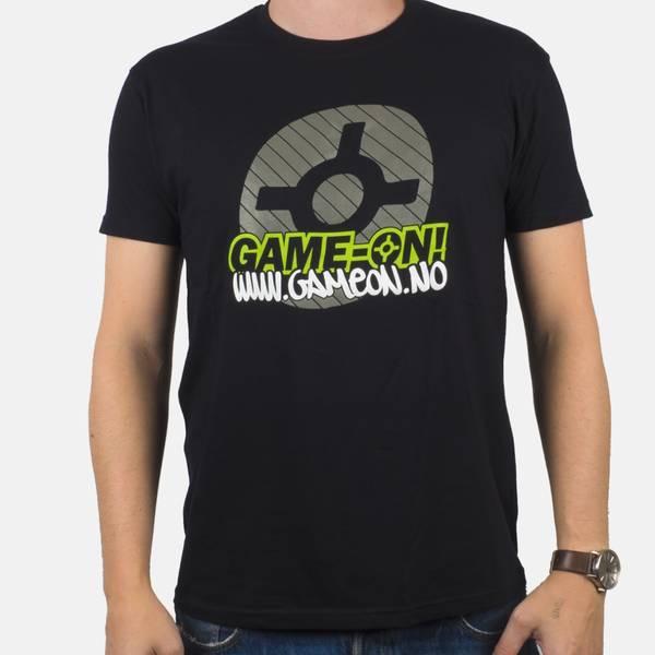 Bilde av Game-On! T-skjorte - Sort