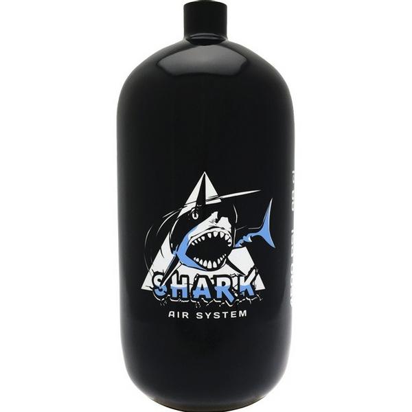 Bilde av Shark 1.5L 88Ci 4500 PSI carbon tank uten
