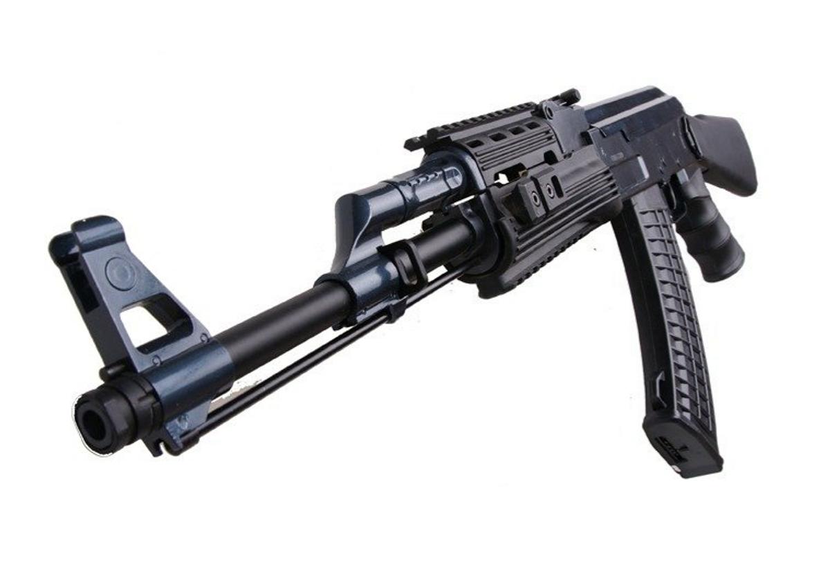 JGW - AK47 Tactical Elektrisk Airsoftrifle