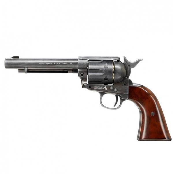 Bilde av Colt Peacemaker SAA .45 - 4.5mm BB - Antique