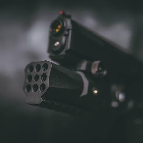 Bilde av HFC - Mini Granatkaster til 21mm Rail