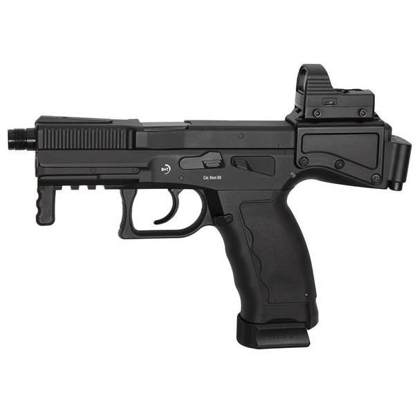 Bilde av B&T - USW A1 Gassdrevet Softgunpistol med