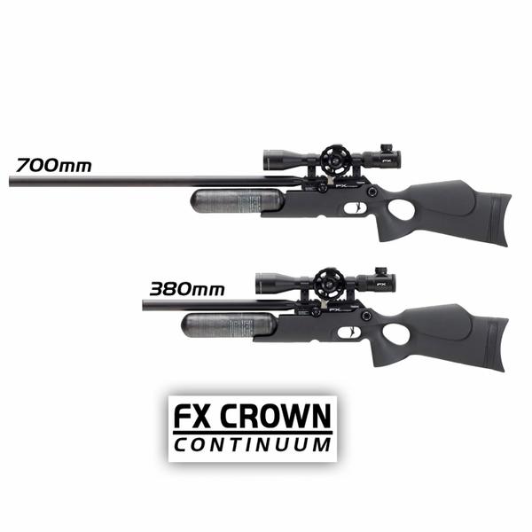 Bilde av FX Crown MKII Continuum - 5.5mm PCP Luftgevær -