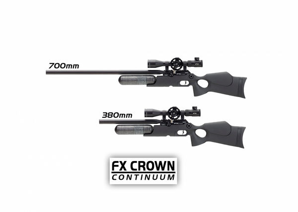 Bilde av FX Crown MKII Continuum - 6.35mm PCP Luftgevær -