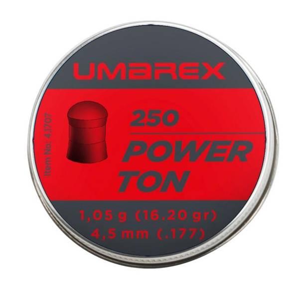 Bilde av Umarex - Power Ton 16.2gr Kuler til Luftgevær -