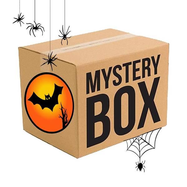 Bilde av Halloween/Laiv Kostyme MYSTERYBOKS