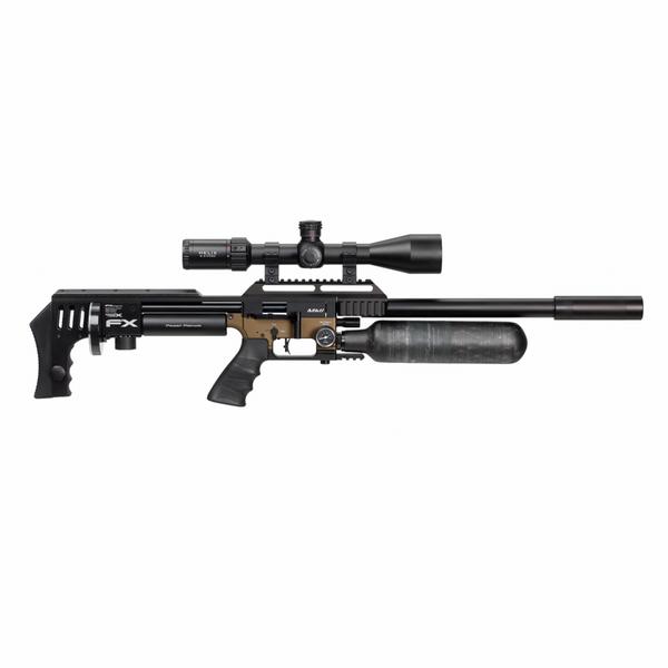 Bilde av FX Impact MKII - 4.5mm PCP Luftgevær - Bronze