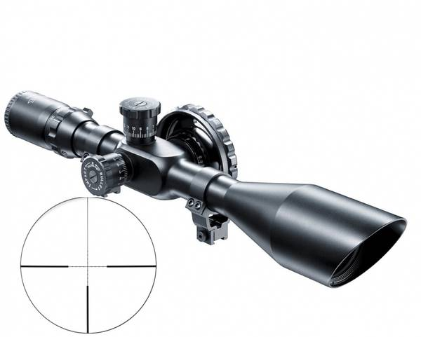 Bilde av Walther FT 8- 32x56 MilDot - 11mm