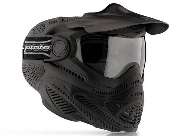 Bilde av Proto FS Thermal Maske - Black