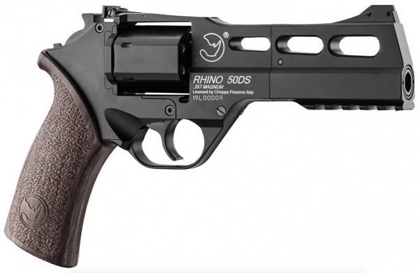 Bilde av Chiappa - Rhino 50DS Co2 Drevet Airsoft Revolver